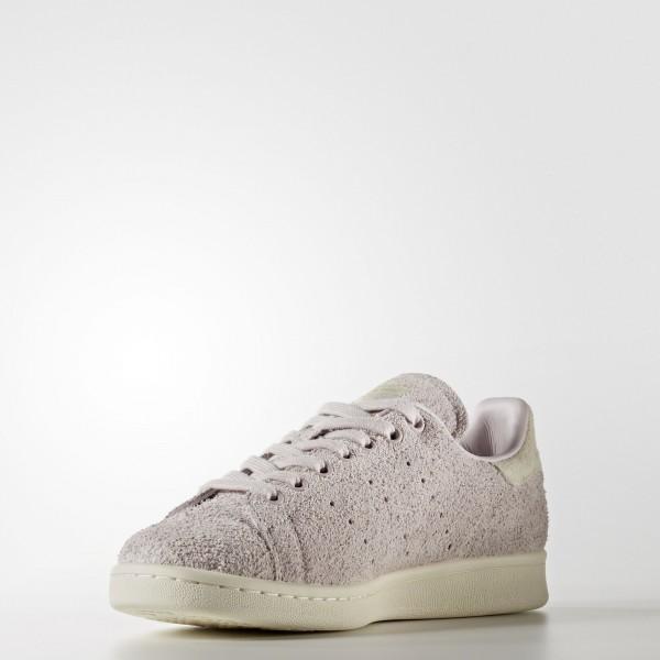 adidas Femme Originals Stan Smith (S82258) - Ice Violet/Off blanc