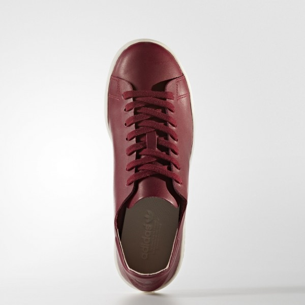 adidas Femme Originals Stan Smith Nude (BB5144) - Collegiate Burgundy