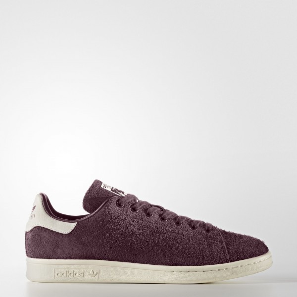 adidas Homme Originals Stan Smith (S82247) - Maroo...