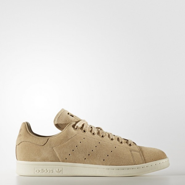 adidas Homme Originals Stan Smith (BB0039) - Linen Khaki/Off blanc