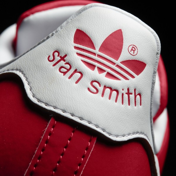 adidas Femme Originals Stan Smith (BB5154) - Core Rose/Footwear blanc
