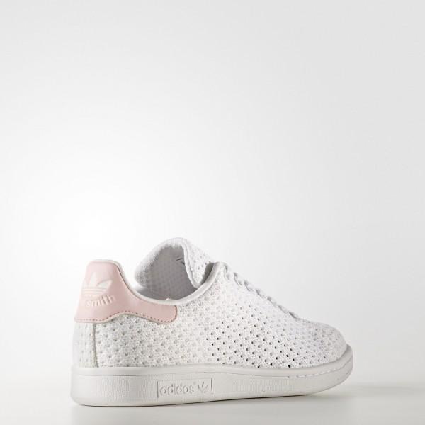 adidas Femme Originals Stan Smith (S82256) - Footwear blanc/Haze Coral
