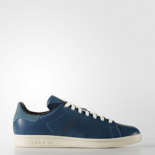 adidas Originals Stan Smith (BB0041) - Bleu/Colleg...