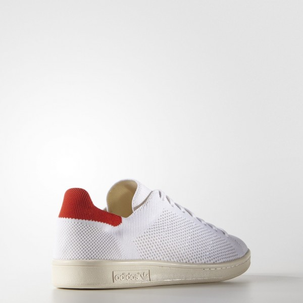 adidas Originals Stan Smith OG Primeknit (S75147) - Footwear blanc/Chalk blanc -Unisex