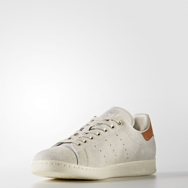 adidas Homme Originals Stan Smith (BB0042) - Clear marron/Off blanc