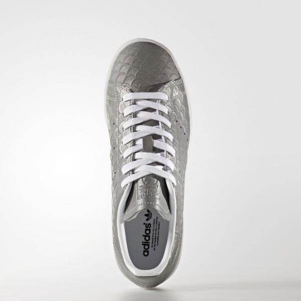 adidas Femme Originals Stan Smith (BB5159) - argent Metallic/Footwear blanc