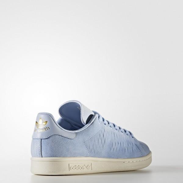 adidas Femme Originals Stan Smith (BB5169) - Easy Bleu/Chalk blanc
