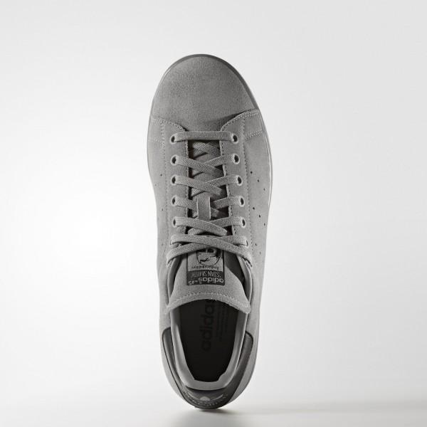 adidas Originals Stan Smith (S80031) - Ch Solid gris/Ch Solid gris/Ch Solid gris -Unisex