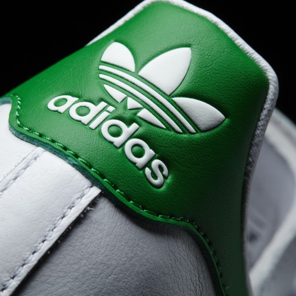 adidas Originals Fast Stan Smith (S76662) - blanc/ blanc/vert -Unisex