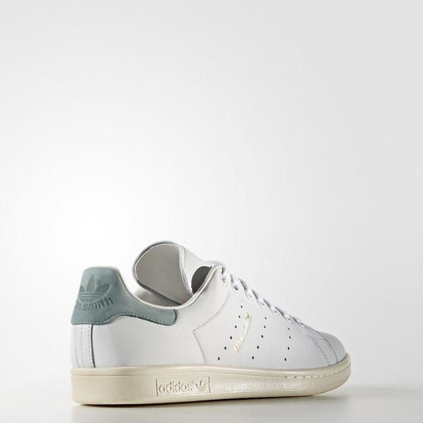 adidas Originals Stan Smith (S80025) - blanc/ blanc/Vapour Steel -Unisex