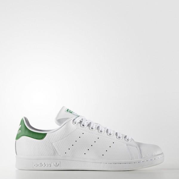 adidas Originals Stan Smith (S80029) - blanc/ blanc/vert -Unisex
