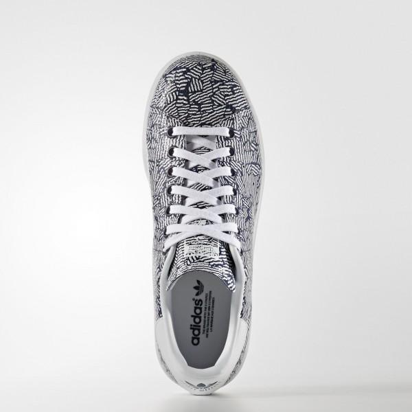 adidas Femme Originals Stan Smith (S76663) - Collegiate Navy/Collegiate Navy/ blanc