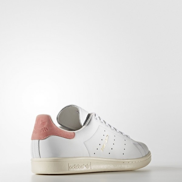 adidas Originals Stan Smith (S80024) - blanc/ blanc/Ray Rose -Unisex