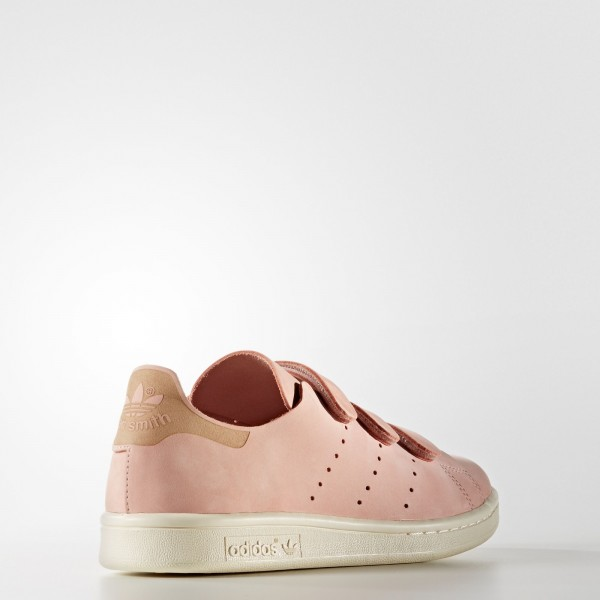adidas Femme Originals Stan Smith (S32271) - Vapour Rose/Vapour Rose/Off blanc