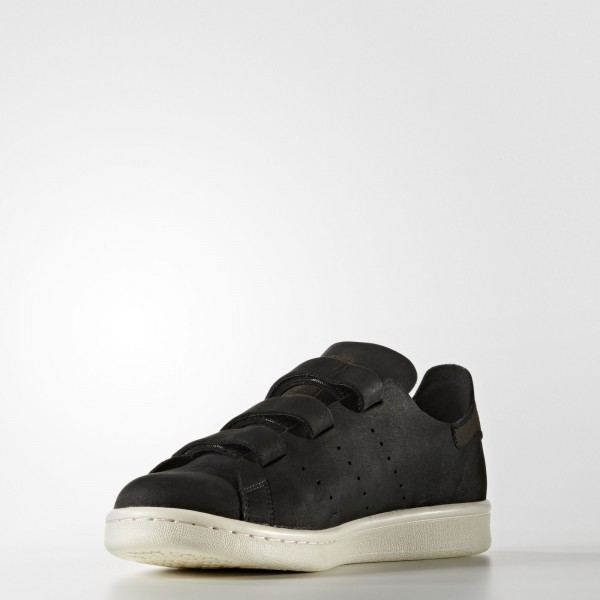 adidas Femme Originals Stan Smith (S32270) - Core Noir/Core Noir/Off blanc