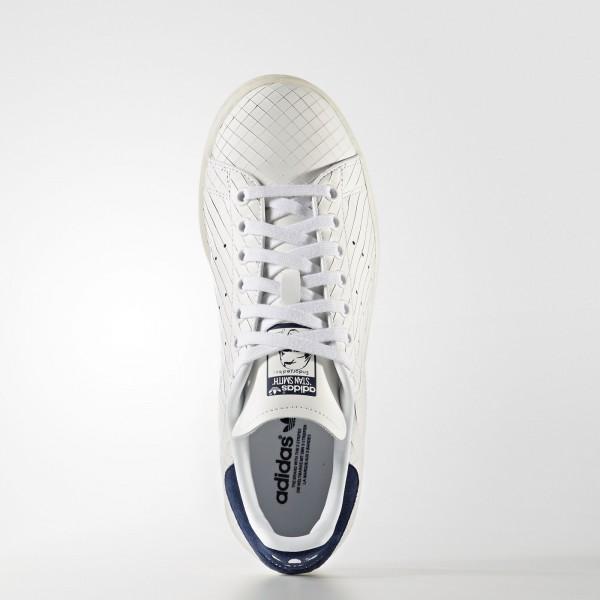 adidas Femme Originals Stan Smith (S32259) - blanc/ blanc/Collegiate Navy