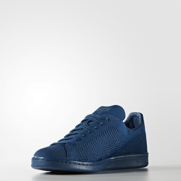 adidas Originals Stan Smith Primeknit (S80067) - Tech Steel/Tech Steel/Tech Steel -Unisex