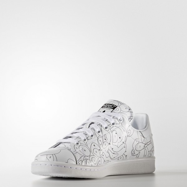 adidas Femme Originals Rita Ora Stan Smith (S80292) - blanc/ blanc/Core Noir