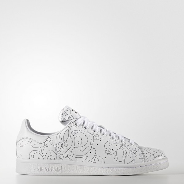 adidas Femme Originals Rita Ora Stan Smith (S80292...