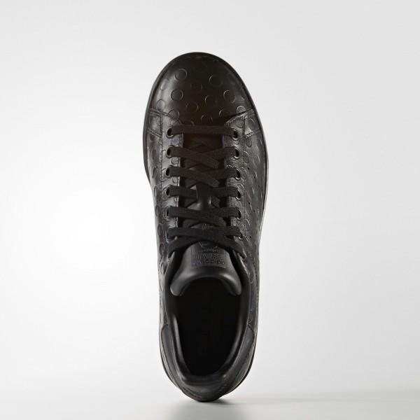 adidas Femme Originals Stan Smith (S32263) - Core Noir/Core Noir/Utility Noir