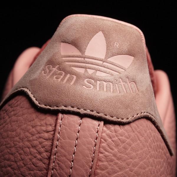 adidas Originals Stan Smith (BZ0469) - Tactile Rose /Tactile Rose /Raw Rose -Unisex