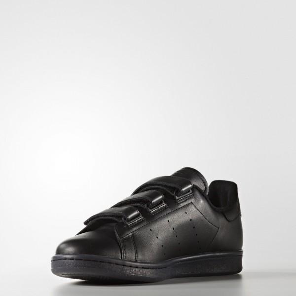 adidas Originals Stan Smith (S80044) - Core Noir/Core Noir/Core Noir -Unisex
