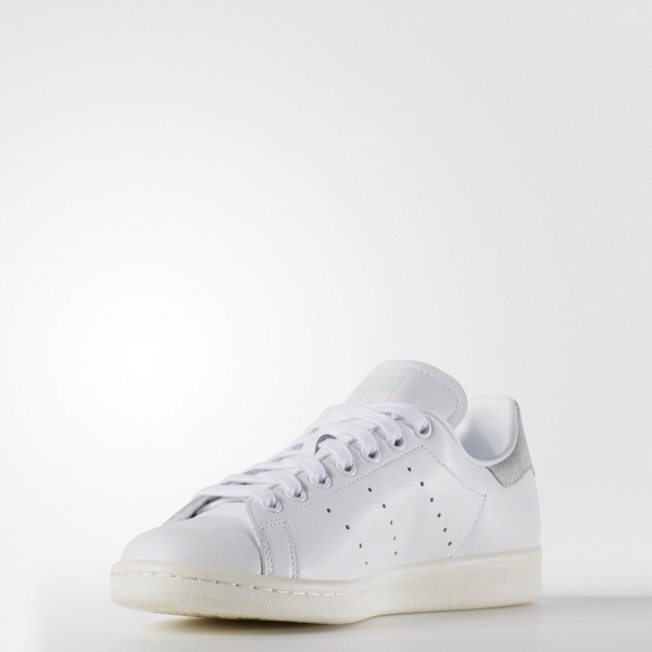 adidas Femme Originals Stan Smith (BB5047) - blanc/ blanc/Vapour vert