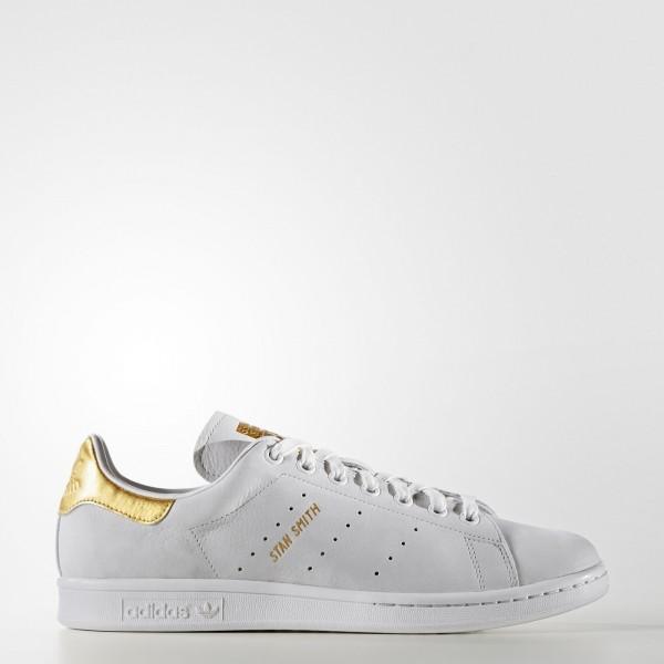 adidas Originals Stan Smith Gold Leaf (S80506) - V...