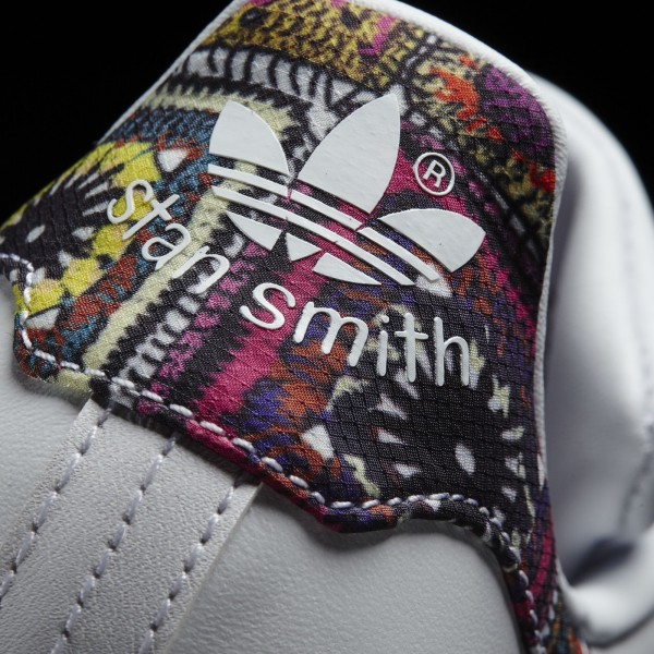 adidas Femme Originals Stan Smith (S76668) - blanc/ blanc/Mid gris