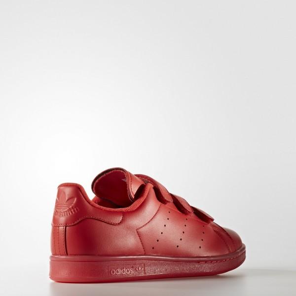 adidas Originals Stan Smith (S80043) - rouge/rouge/rouge -Unisex