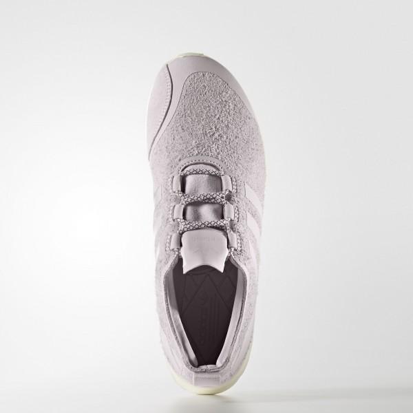 adidas Femme Originals ZX Flux ADV Verve (S75987) - Ice Violet/Ice Violet/Off blanc