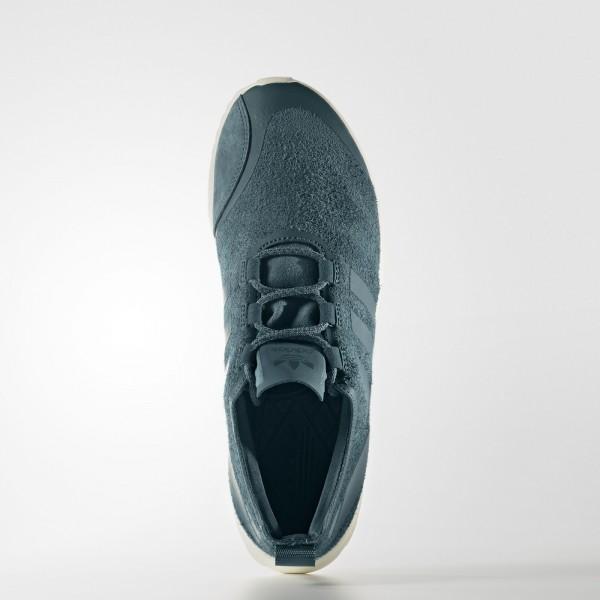 adidas Femme Originals ZX Flux ADV Verve (S75986) - Tech vert/Tech vert/Off blanc