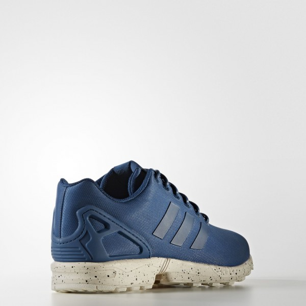 adidas Originals ZX Flux (S31518) - Tech Steel/Utility Bleu/Chalk blanc -Unisex