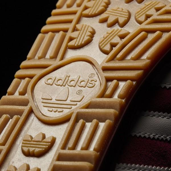 adidas Homme Originals Jeans Super (BY9773) - Pruple/Mystery Ruby /Footwear blanc/or Metalic