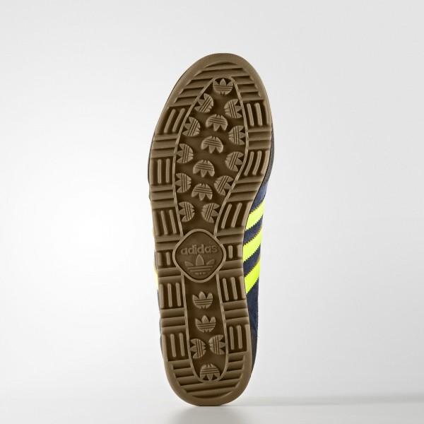 adidas Homme Originals Jeans (CG3243) - Collegiate Navy/Solar Jaune/Core Noir