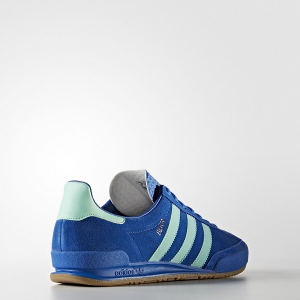 adidas Homme Originals Jeans City Series (BB5275) - Bleu/Easy vert/Gum