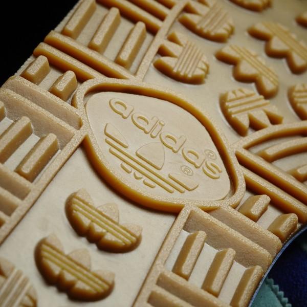 adidas Homme Originals Jeans City Series (BB5275) - Bleu/Easy vert/Gum