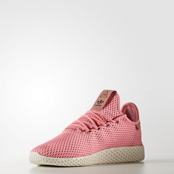 adidas Originals Pharrell Williams Tennis Hu (BY8715) - Tactile Rose /Tactile Rose /Raw Rose -Unisex