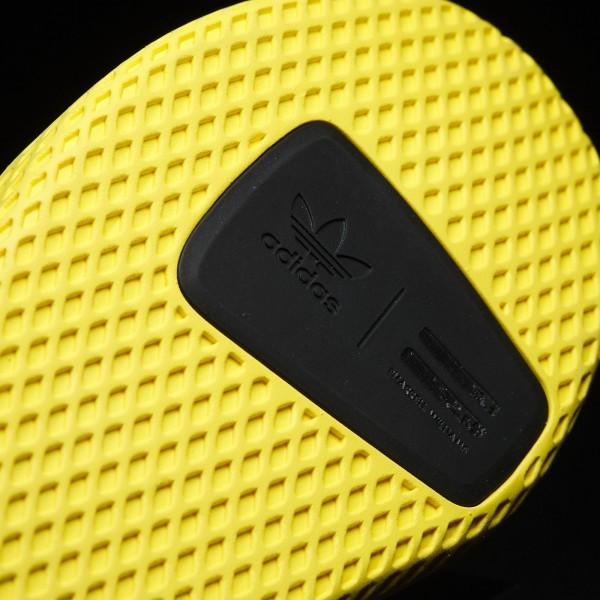 adidas Originals Pharrell Williams Tennis Hu Primeknit (BY2674) - Ftwr blanc / Ftwr blanc / Ftwr blanc -Unisex