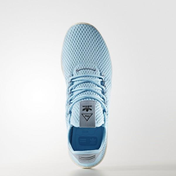 adidas Originals Pharrell Williams Tennis Hu (CP9764) - Ice Bleu /Tactile Bleu -Unisex