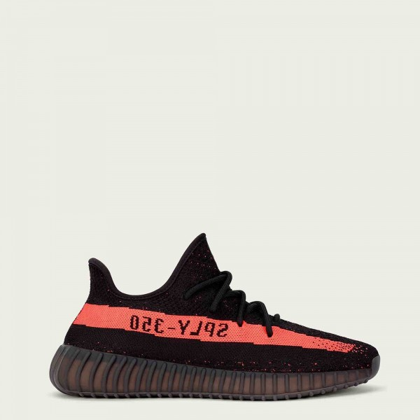 Adidas Yeezy Boost 350 V2 BY9612 Noir rouge Noir