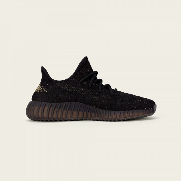 Adidas Yeezy Boost 350 V2 Unisex Chaussures BY9611 Core Noir/vert/Core Noir