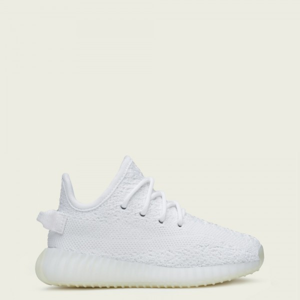 adidas Yeezy Boost 350 V2 Infant BB6373 Triple bla...