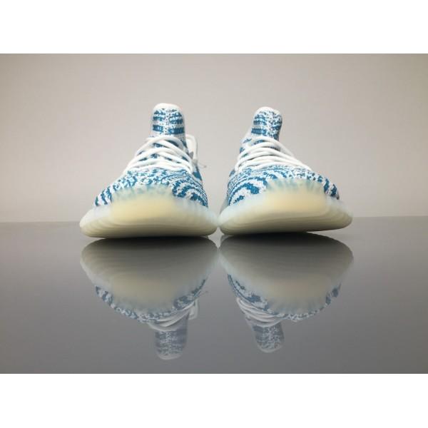 Adidas Yeezy Boost 350 V2 zebra Real Boost DA5690 Bleu/blanc