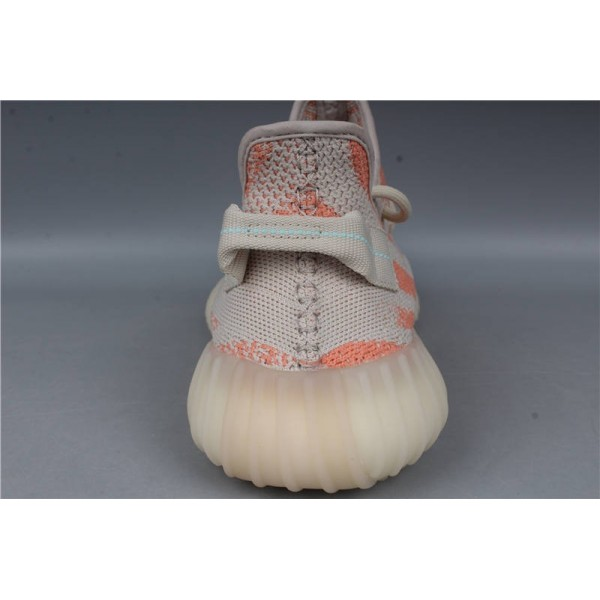 "adidas Yeezy Boost 350 V2 ""Chalk Coral"" B37574 Glass gris Rose"