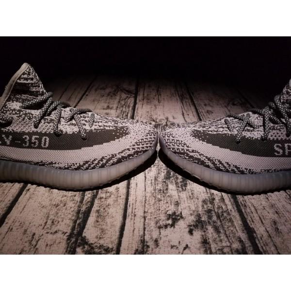 "adidas Yeezy Boost 350 V2 ""Turtle Dove""Glow In Dark BB1829 gris/Turtle Dove"