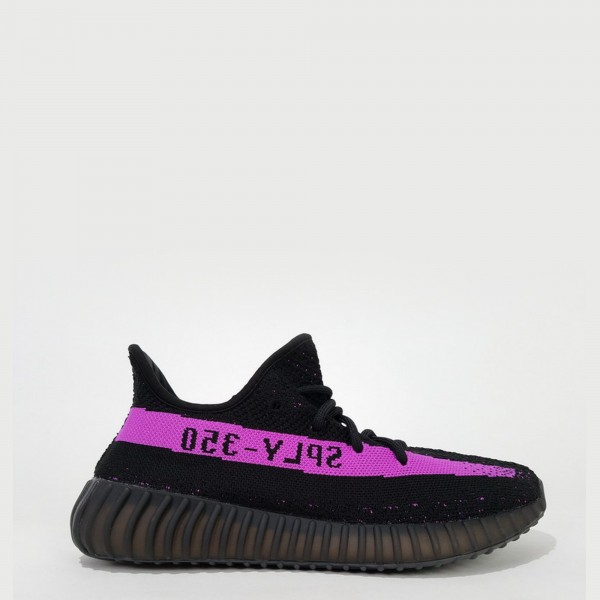 adidas Yeezy Boost 350 V2 350V2P Core Noir Purple