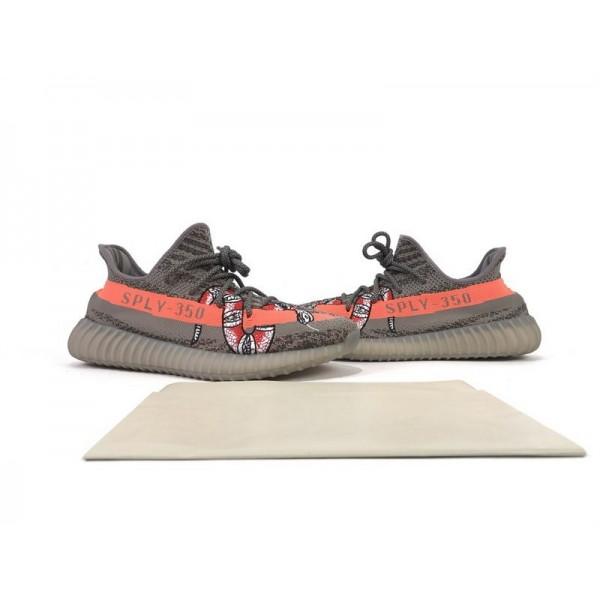 Adidas Yeezy Boost 350 V2 350v2O gris/Orange