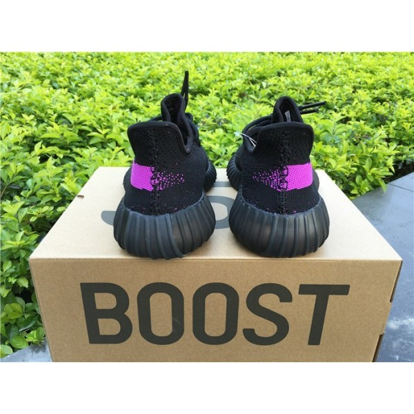 adidas Yeezy Boost 350 V2 350V2P Core Noir Purple