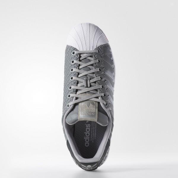 adidas Originals Superstar Xeno (D69367) - Light Onix/Supplier Couleur/blanc -Unisex